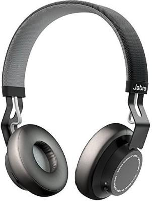 Jabra Move Wireless Bluetooth Headset With Mic(Black)