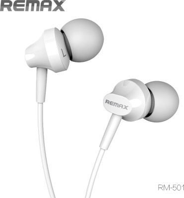 Remax 501 Wired Headset