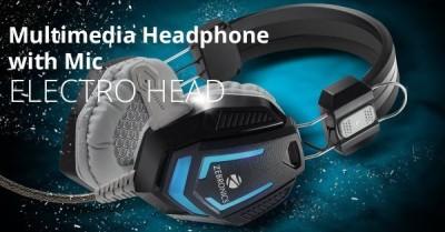 Zebronics Electro Head Headset