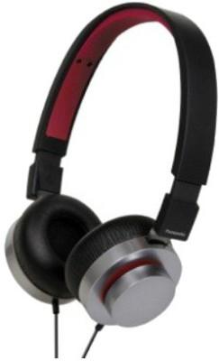 Panasonic RP-HXD5WE-K Wired Headset