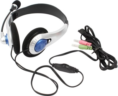 Hexadisk HDWMSilver-001 Wired Headset