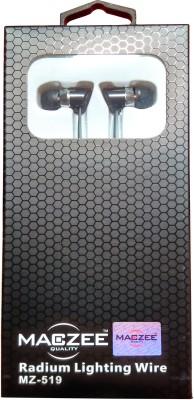 maczee MZ-519 universal for smartphones Wired Headset