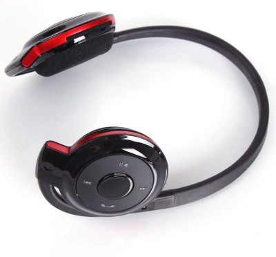99Gems 503 High Quality Stereo Dynamic Smartphone Wireless Bluetooth Headset With Mic(Black)