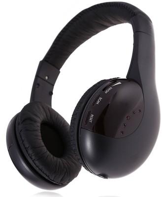 MDI 5in1 HiFi Monitor FM with MIC Wired & Wireless Headset
