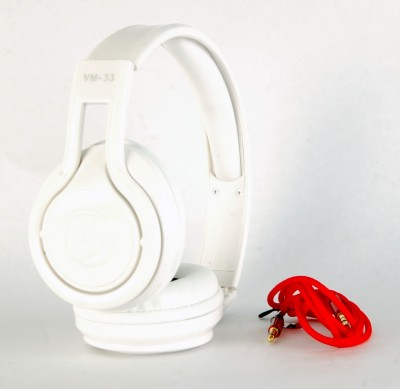 Zoon SIGNATURE-VM 33-WHITE SOUND BLAST SERIES Wired Headset