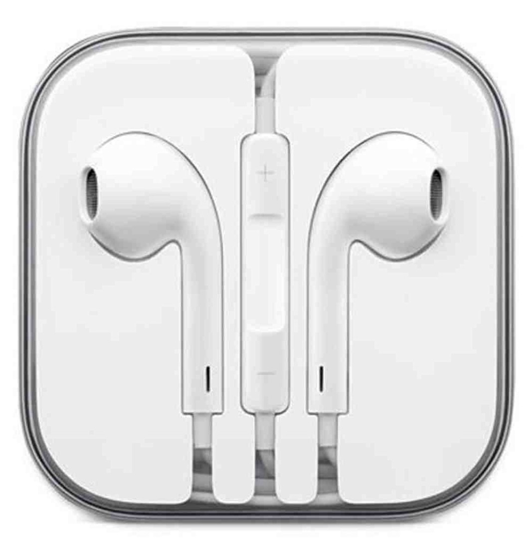 Apple Original OEM Earpods / Headset Wired Headset With Mic(White)