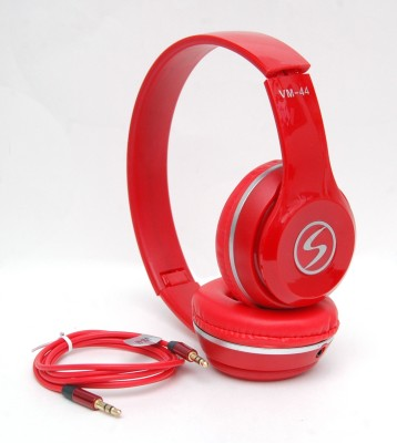 Zoon SIGNATURE-VM 44-RED SOUND BLAST SERIES Wired Headset