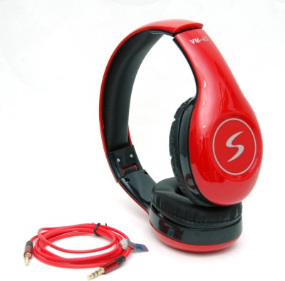 Zoon SIGNATURE-VM 43-RED SOUND BLAST SERIES Wired Headset