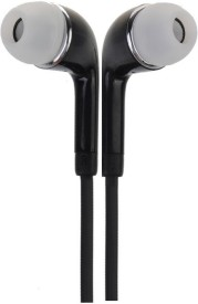 7 Case 3.5 MM Earphones with Mic Black Compatible With Fire XT Wired Headset