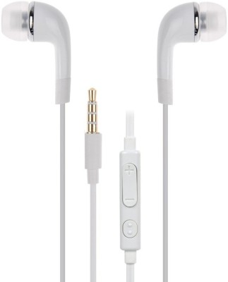 iCopertina Compatible Stereo Earphones / Handsfree With Mic For LeEco Le 1s Eco With 3.5mm Jack BLK Wired Headset