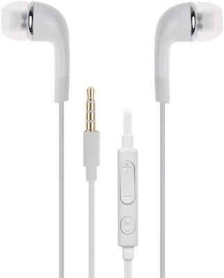 iCopertina 3.5 MM Earphones Premium White Stereo Dynamic Headphone Wired bluetooth Headphones