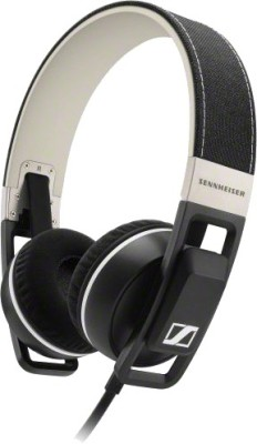Sennheiser Urbanite Wired Headset With Mic(Black)