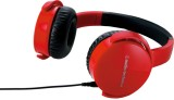 Audio Technica ATHOX5RD Wired Headset Wi...