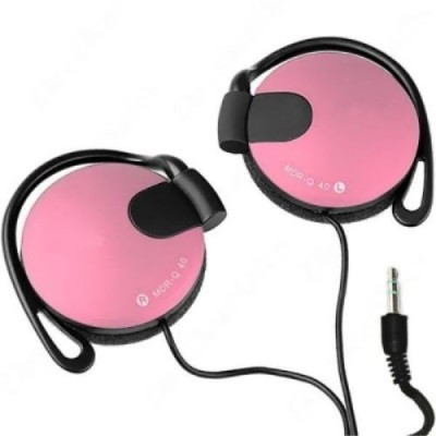 boom ear hook headphones mdr q 140 pink cs wired headset available at flipkart for. Black Bedroom Furniture Sets. Home Design Ideas