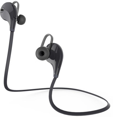 TAGG TAGG T-07-B Wireless Bluetooth Headset With Mic(Black)