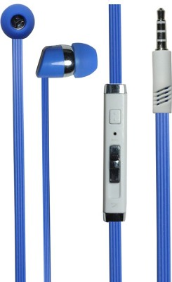 ZOON BJ GOLD-1008-BLUE SOUND BLAST SERIES Wired Headset