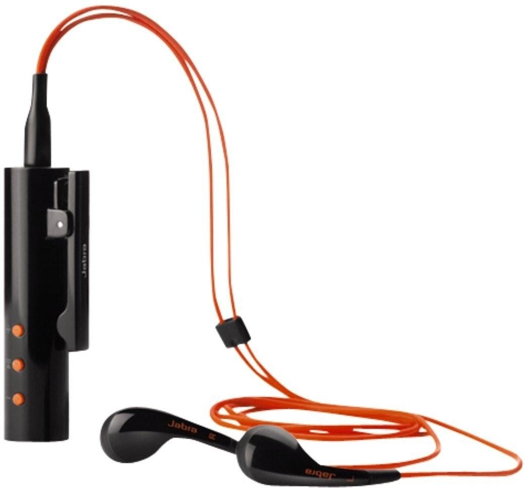 Jabra Play Bluetooth Wireless Bluetooth Headset With Mic(Black)