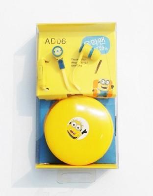 UFLUX AD 06 Wired Headset