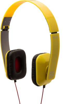 Zoon SIGNATURE-VM 46-YELLOW SOUND BLAST SERIES Wired Headset