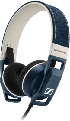 Sennheiser Urbanite Wired Headset With Mic(Denim)