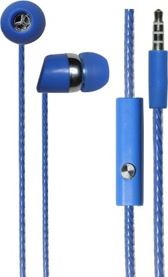 Zoon High Quality Sound Bj Gold-666-blue Wired Headset