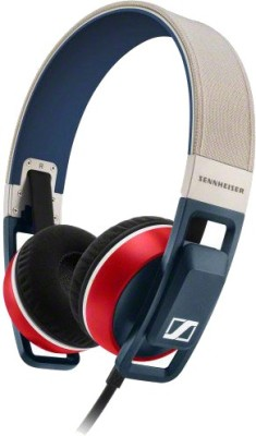 Sennheiser Urbanite Wired Headset With Mic(Nation)