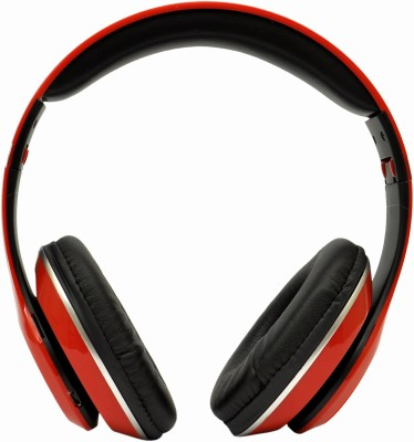 TacGears WLP15 Wireless Bluetooth Headset With Mic(Red)