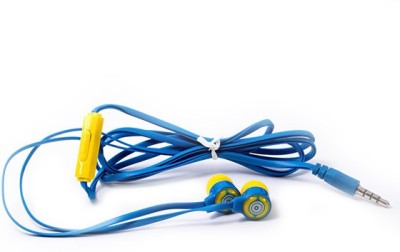 Minions EV06 Wired Headset