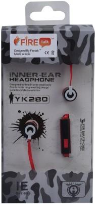 FIRETALK YK-280 FIRECANDY SWEET SERIES INNER-EAR Wired Headset