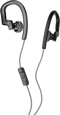 Skullcandy S4CHY-K456 Chops Flex Wired Headset With Mic(Black)