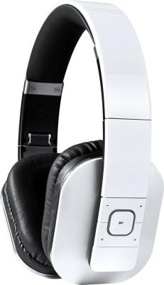 Microlab T1 White Wireless Bluetooth Headset