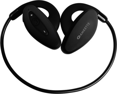 Amkette Pulse Wireless Bluetooth Headset With Mic(Black)