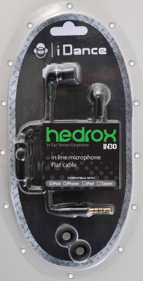 iDance Hedrox IN30 Wired Headset