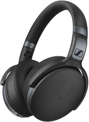 Sennheiser HD 4.40BT Wireless Bluetooth Headset With Mic(Black)