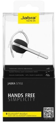 Jabra Style Wireless Bluetooth Headset