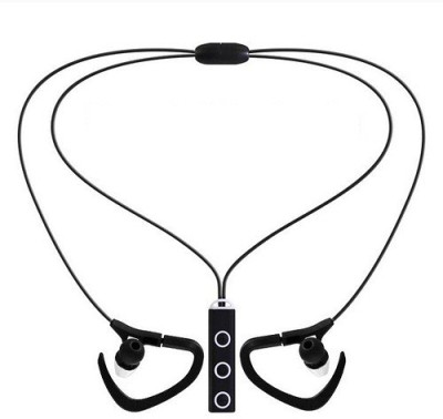 eBus Sport Earbuds V4.1 Wireless Bluetooth Headset With Mic(Black)