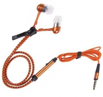 Casreen 1103350 Premium ZIpper Style Wired Headset