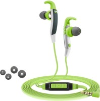 Sennheiser CX686G Sports Wired Headset With Mic(Green)