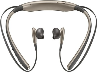 SAMSUNG EO-BG920BFEGIN Wireless Bluetooth Headset With Mic(Gold)