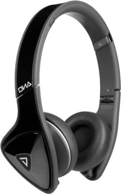 Monster MH DNA ON BK CA WW Wired Headset