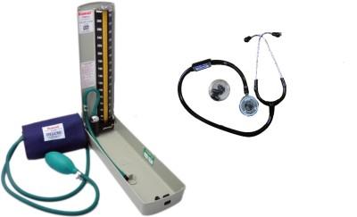 DIAMOND MERCURY DELUXE BP-MEDI-LINE MICRO TONE DX STETHOSCOPE Health Care Appliance Combo