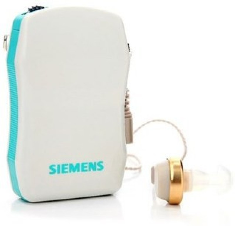 Siemens Pocket Machine 172 N In The Ear Hearing Aid(White)