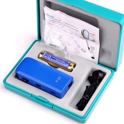 HealthMax Axon Professional Pocket Ear Sound Amplifier F-22 In The Ear Hearing Aid