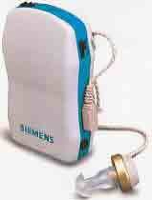 Siemens Pocket Machine 176 Ao In The Ear Hearing Aid(Off White)
