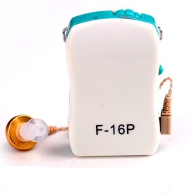 Axon Sound Enhancement Wired Box F-16P In the Ear Hearing Aid