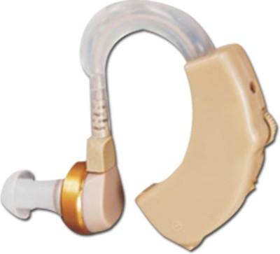 JINGHAO A404 behind the ear Hearing Aid(Beige)