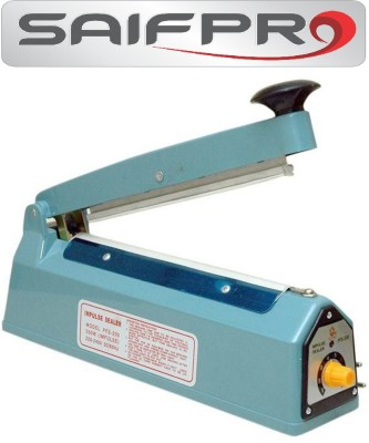 SAIFPRO 200mm(8) Hand Held Heat Sealer(200 mm)