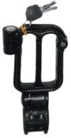 Eshopitude Plastic Key Lock For Helmet