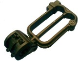 AutoStark Plastic Key Lock For Helmet