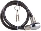 AutoStark Iron Cable Lock For Helmet